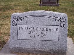 Florence C. Nothwehr