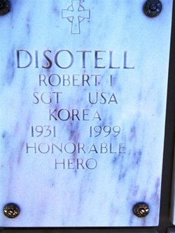 Sgt Robert I. Disotell