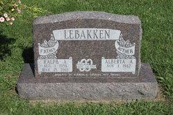 Ralph Arlan Lebakken