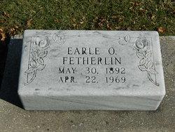 Earle O Fetherlin