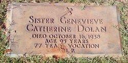 Sr Genevieve Catherine Dolan