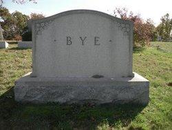 "Eleanor S. ""Nellie"" <I>Silvers</I> Bye"