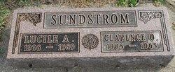 "Clarence Oscar ""Flunky"" Sundstrom"