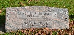 Clara M Schumacher