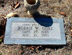 Bobbie W. <I>Kirby</I> Gorz