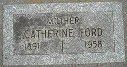 Catherine <I>Schmidt</I> Ford