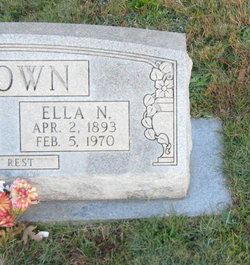 Ella N. Brown