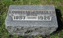 Cordelia M. <I>Parker</I> Stadler