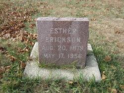 Esther Erickson