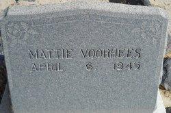 Mattie Voorhees