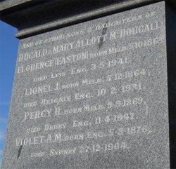 Lionel John McDougall