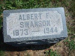 Albert F Swanson