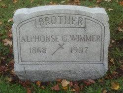 Alphonse G. Wimmer