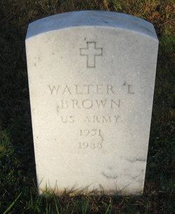 Walter L. Brown