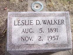 Leslie D. Walker