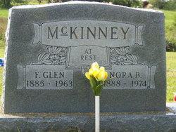 Nora B <I>Ridgway</I> McKinney