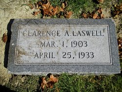 Clarence A. Laswell