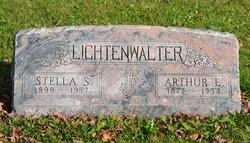 Stella <I>Schuwacher</I> Lichtenwalter