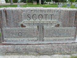 Mary L <I>Strohecker</I> Scott