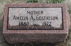 "Amelia Andrina ""Millie"" <I>Anderson</I> Gustafson"