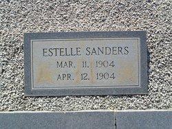 Estelle Sanders
