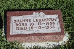 Suanne Lebakken