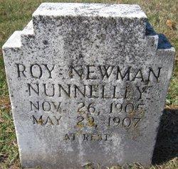 Roy Newman Nunnelley
