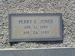 Perry E Jones