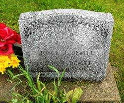 Joyce Janette <I>Meyer</I> DeWitt
