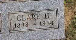 Clare H. Schooley