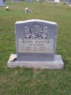 Buddy Royster Lipscomb