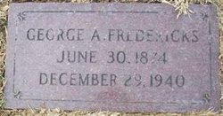 George A. Fredericks