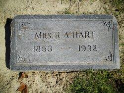 Mrs Roberta A. Hart
