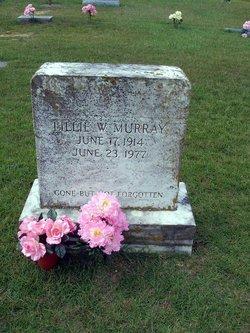 Lillie W Murray
