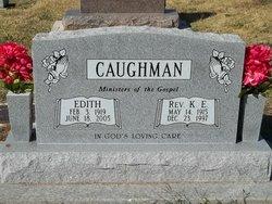 Rev Kenneth E Caughman