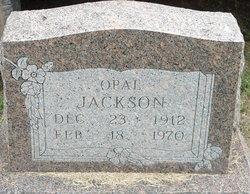 Opal Jackson