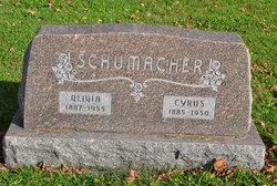 Cyrus Schumacher