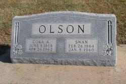 Cora Alice <I>Caley</I> Olson