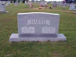 Mary Trimm Harris