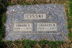 Frances M. <I>Towe</I> Cisski