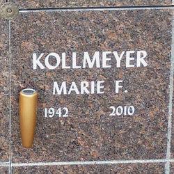 Marie Frances <I>Kurz</I> Kollmeyer