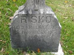 Mary <I>Kralka</I> Risko