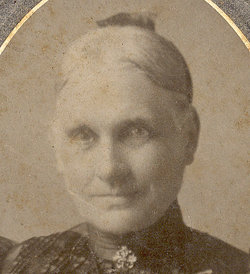 Sarah Rhoda <I>Moody</I> Shaw
