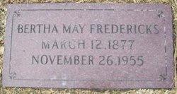 Bertha May <I>Brown</I> Fredericks