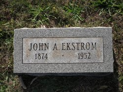 John A. Ekstrom