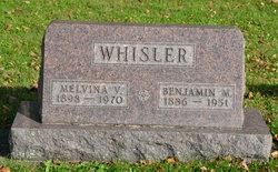 Melvina V Whisler