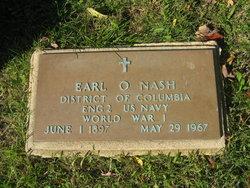 Earl Calvin Nash, Sr