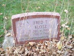 Fred T. Klotz
