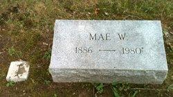 Mae <I>Williams</I> Ira
