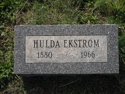 Hulda Ekstrom